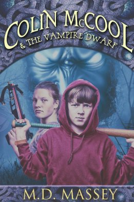 Bargain Book: Colin McCool & The Vampire Dwarf by MD Massey