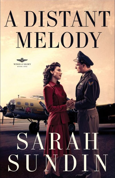 A Distant Melody by Sarah Sundin available free for limited time on Nook and Kindle