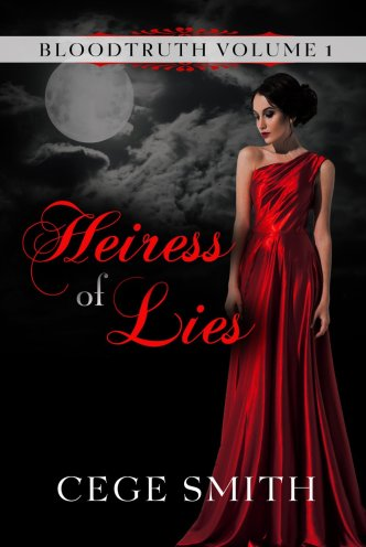 Heiress of Lies by Cege Smith available free for limited time on Nook and Kindle