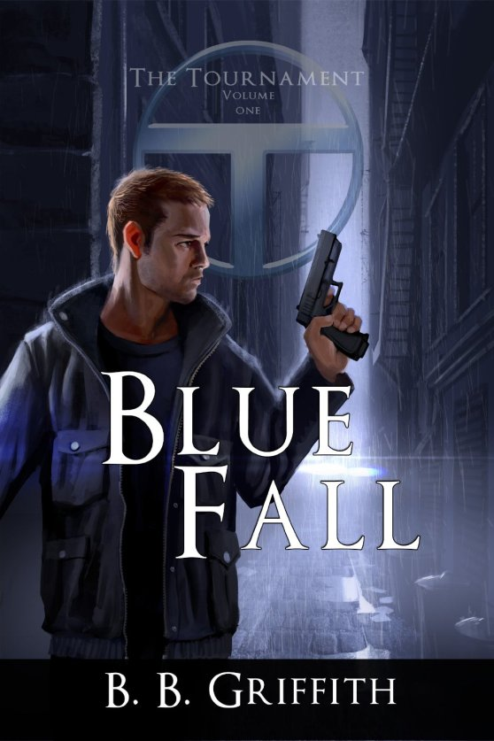 Blue Fall by BB Griffith available free for limited time on Nook and Kindle