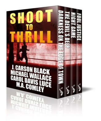 Daily Ebook Deals: Shoot to Thrill 4 Book Boxed Set