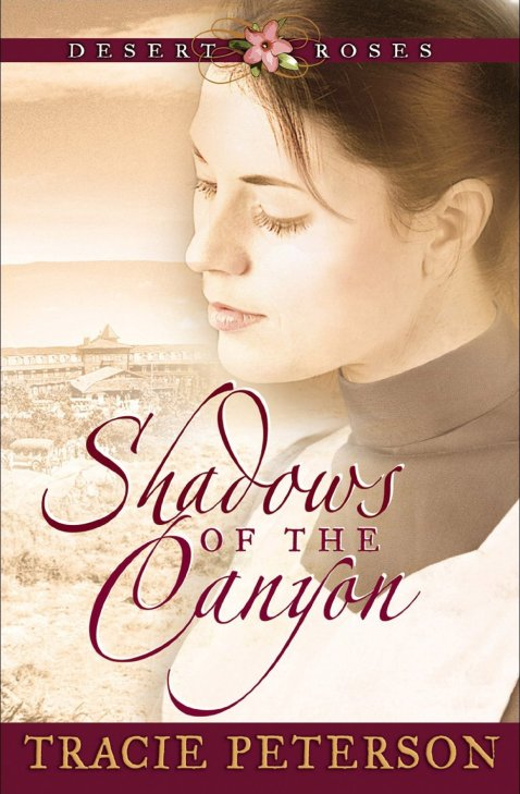 Shadow of the Canyons by Tracie Peterson available free for limited time on Nook and Kindle
