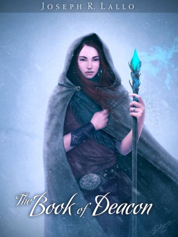 The Book of Deacon by Joseph Lallo available free for limited time on Nook and Kindle