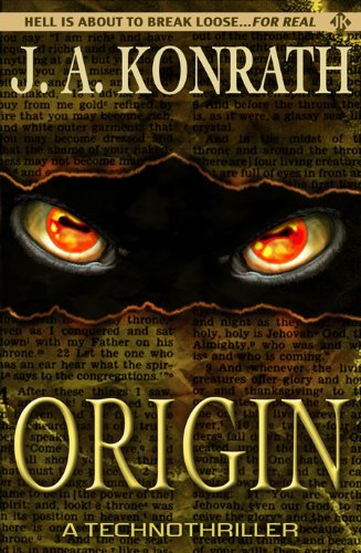 99¢ Ebook Deals: Origin by JA Konrath available for limited time on Kindle