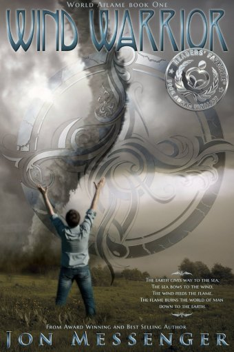 Wind Warrior by Jon Messenger available free for limited time on Nook and Kindle