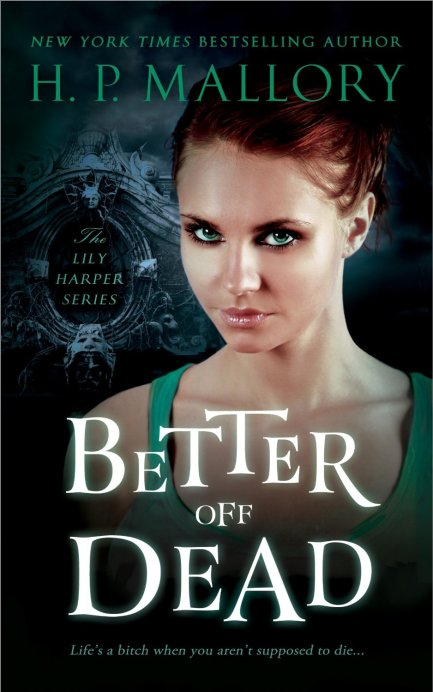 Better Off Dead by HP Mallory available free for limited time on Nook and Kindle