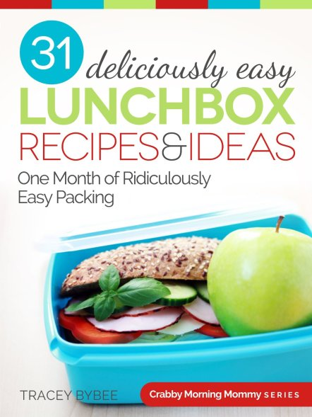 Easy School Lunch Box Recipes