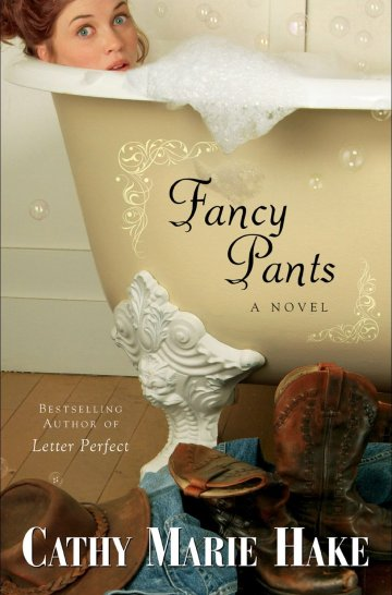 Fancy Pants by Cathy Marie Hake available free for limited time on Nook and Kindle
