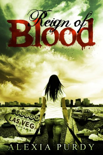 Reign of Blood by Alexia Purdy available free for limited time on Nook and Kindle