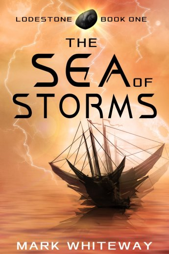 Sea of Storms by Mark Whiteway available free for limited time on Nook and Kindle