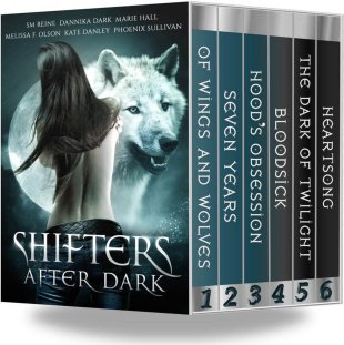 $0.99 Paranormal Ebooks Deal: Shifters After Dark 6 Book Bundle