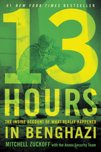 13 Hours: The Inside Account of What Really Happened in Benghazi. Limited time offer save $25.00