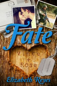 Fate by Elizabeth Reyes available free for limited time on Nook and Kindle