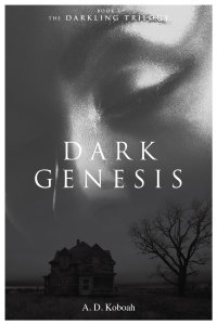 Dark Genesis by AD Koboah free ebooks for Nook & Kindle limited time only