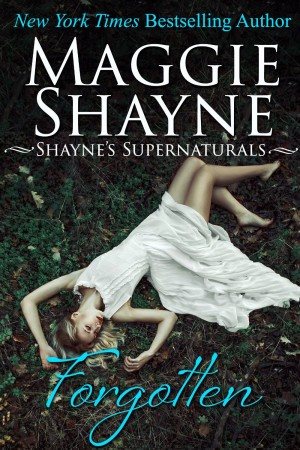 Forgotten by Maggie Shayne available free for limited time on Nook and Kindle