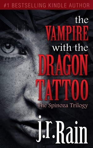 The Vampire with the Dragon Tattoo by JR RAin available free on Nook for limited time