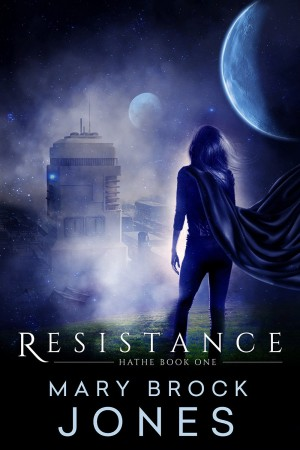Resistance by Mary Brock Jones available free on Nook for limited time