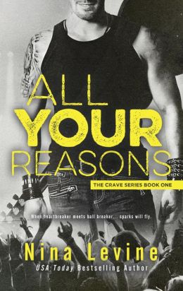 All Your Reasons by Nina Levine available free for limited time on Nook and Kindle