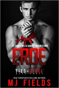Eroe by MJ Fields available free for limited time on Kindle and Nook