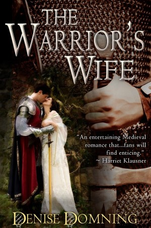 The Warrior's Wife by Denise Domming available free for limited time on Nook and Kindle
