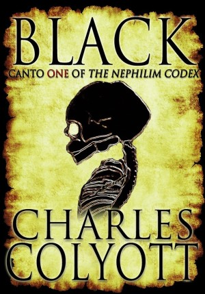 Black by Charles Colyott available free on Kindle for limited time