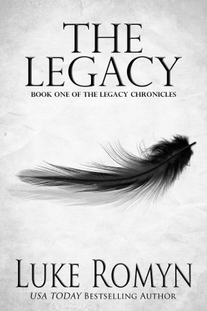 The Legacy by Luke Romyn available free for limited time on Nook and Kindle
