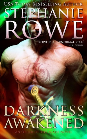 Darkness Awaits by Stephanie Rowe available free for limited time on Nook and Kindle