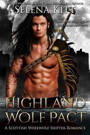 Highland Wolf Pact by Selena Kitt available free for limited time on Kindle