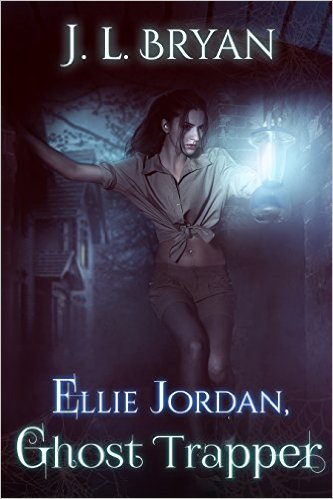Ellie Jordan Ghost Trapper by JL Bryan available free for limited time on Nook and Kindle