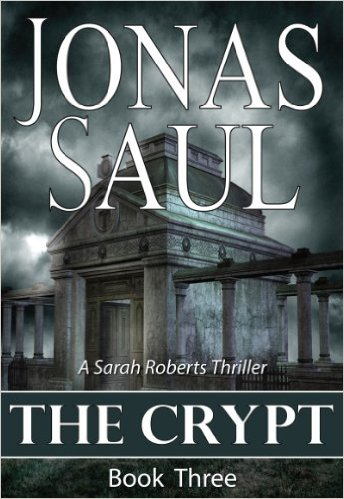 The Crypt by Jonas Saul available free for limited time on Kindle