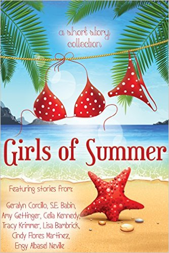 Girls of Summer chicklit anthology available free for limited time on Nook and KIndle