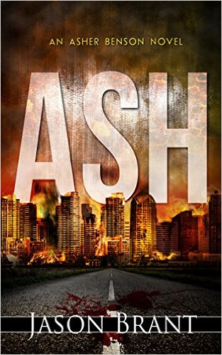 Ash by Jason Brant available free for limited time on Nook and Kindle