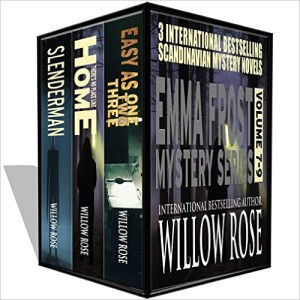 Emma Frost Mysteries Boxed Set by Willow Rose available for $0.99 for limited time only on Kindle