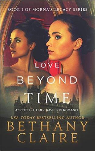 Love Beyond Time by Bethany Claire available free for limited time on Nook and Kindle