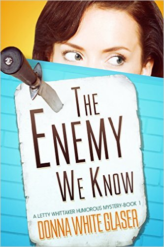 The Enemy We know by Donna White Glasier available free for limited time on NOok and Kindle