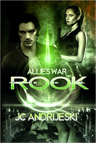 Rook by JC Andrijeski  available free for limited time on Nook and Kindle