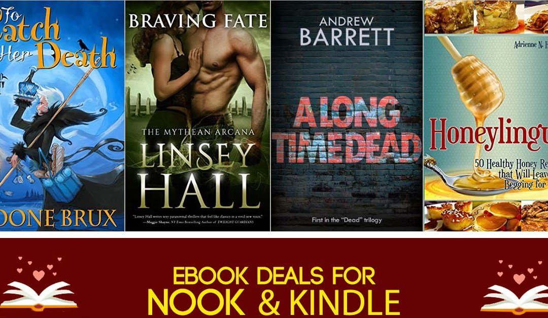 7/22 Afternoon Block of Book Deals for Nook and Kindle