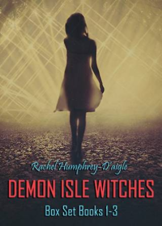 Demon Isle Witches Books 1-3 available free for  limited time on Kindle