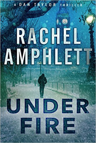 Under Fire by Rachel Amphlette available on sale for only $0.99 for limited time
