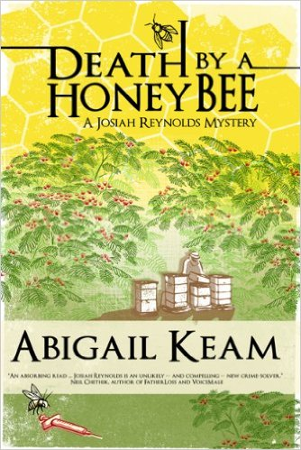Death by a Honeybee by Abigail Keam available free for limited time on Kindle and Nook