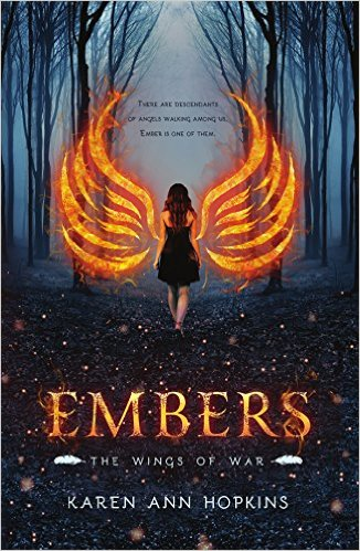Embers by Karen Ann Hopkins available free for limited time on Kindle