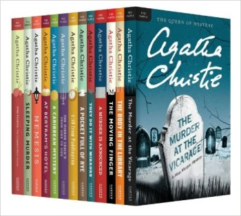 Agatha Christie: The Complete Miss Marple Collection available for limited time on Nook and Kindle