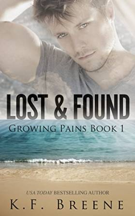Lost and Found by KF Breene available free for limited time on Nook and Kindle
