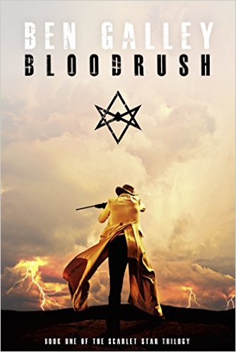 Bloodrush by Ben Galley available free for limited time on Nook,Kindle, and Kobo