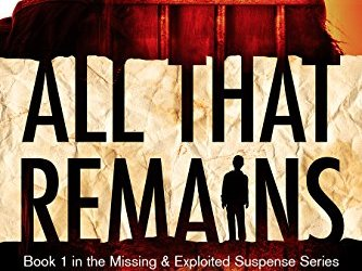 Free Suspense eBook: All That Remains by Hannah Holborn