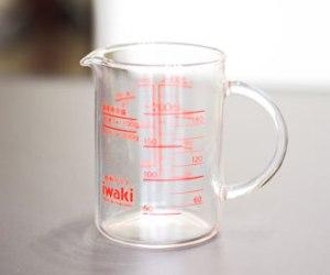 iwaki 計量カップ