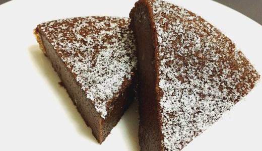 体験談 ガトーショコラを炊飯器3合で レシピ公開!簡単で美味しい★