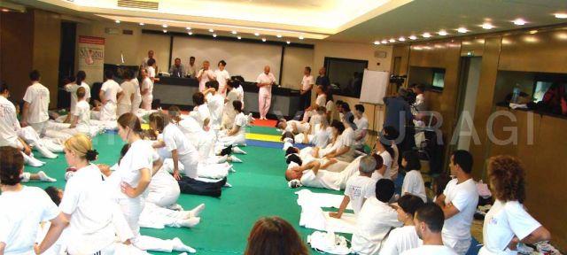 Formacion Internacional. Congreso Internacional de Shiatsu en Italia