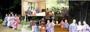 Shiatsu Master en Japón, visita a Hakone