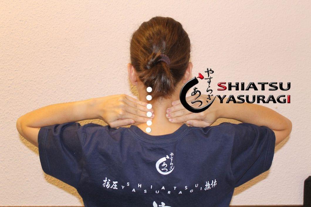 Sindrome Postvacacional Shiatsu Cervical Posterior